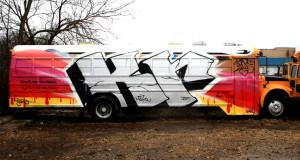 KR.ONE RAINBOW BUS copy